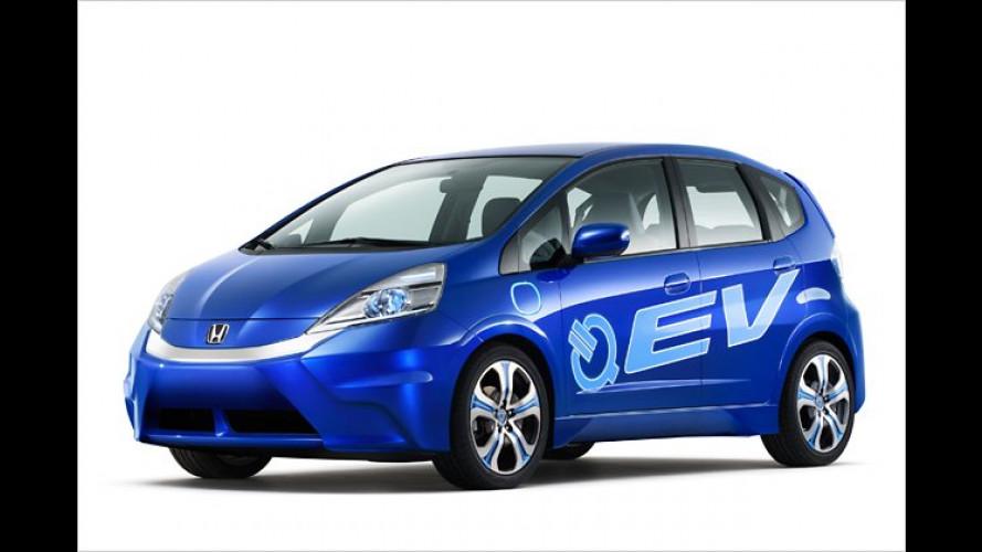 Alternative Antriebe: Honda mit neuen Entwicklungen