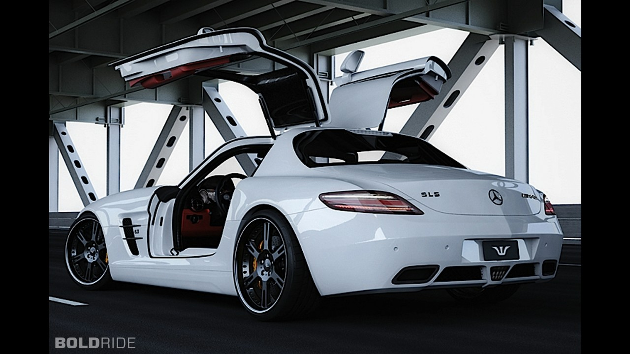 Wheelsandmore Mercedes-Benz SLS