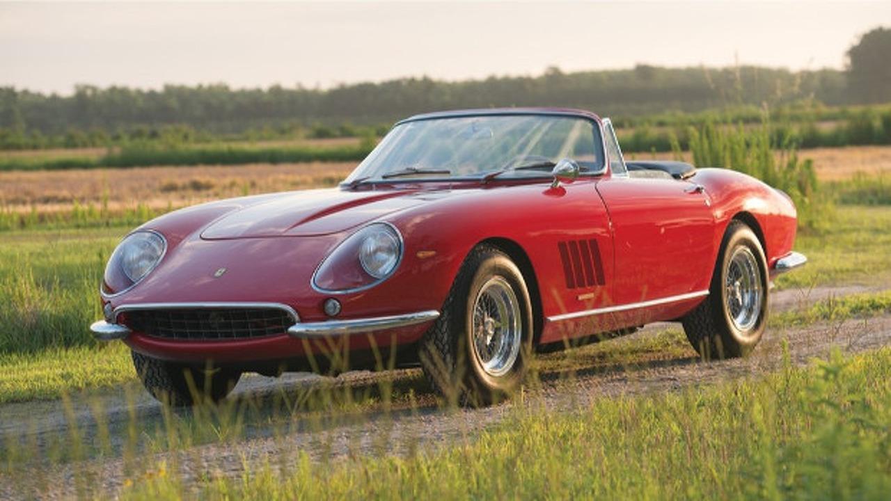 5. Ferrari 275 GTB 4 S N.A.R.T. Spyder