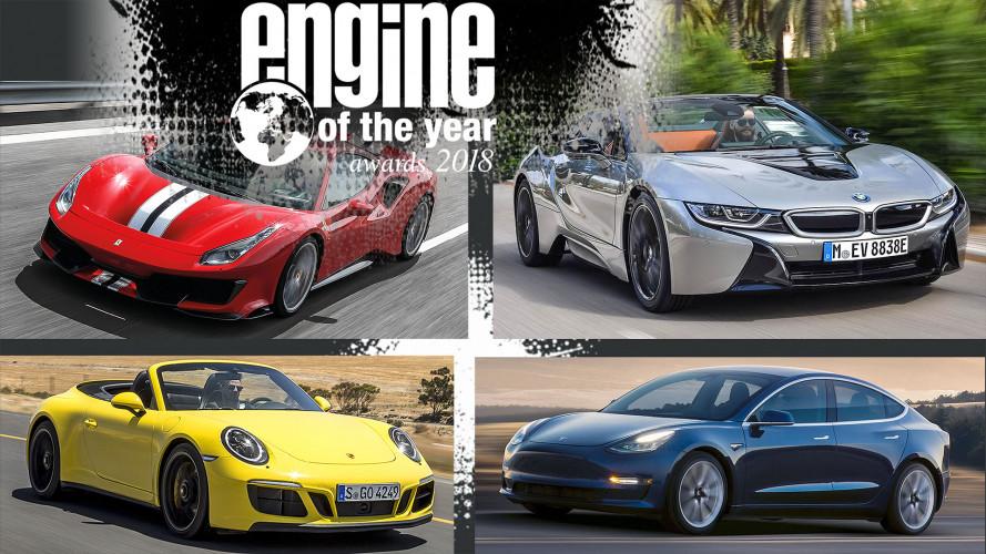 Ismét a Ferrarié lett az Év motorja-díj