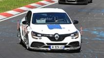 Renault Mégane RS Trophy Spy Photos