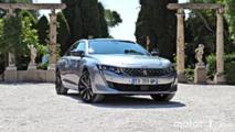 Essai Peugeot 508 2.0 BlueHDi 160 EAT8 2018