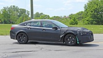 Acura TLX-Based Test Mule Spy Photos
