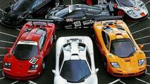 The McLaren Fleet