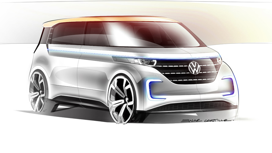 VW Budd-e confirmed for production, will arrive in about four years