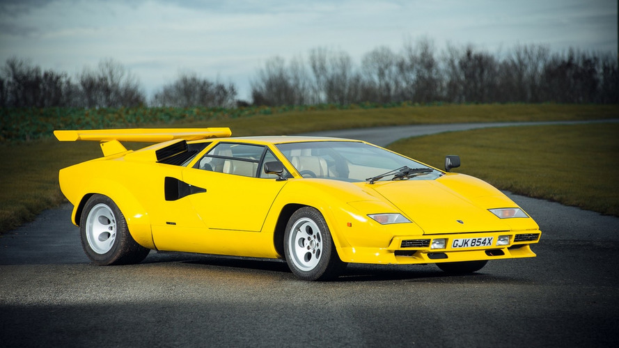Lamborghini Countach 400S is what childhood dreams are made of