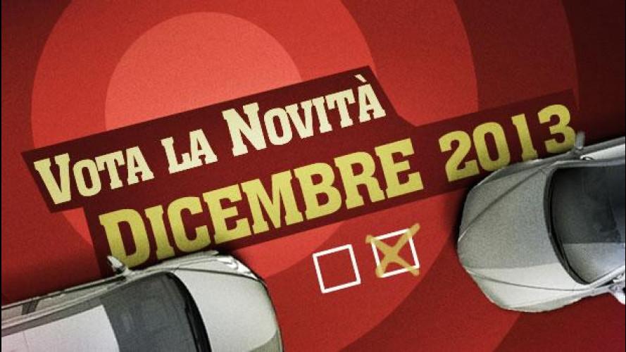 Vota la novità di dicembre 2013