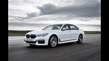 Nuova BMW Serie 7 - 2015