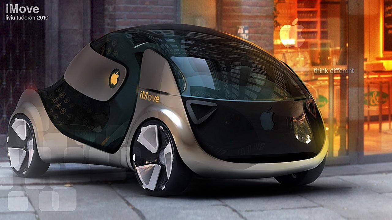L'Apple iCar sarà così?
