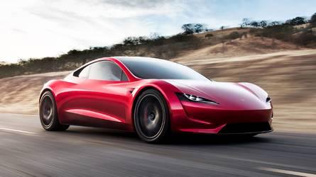 400 km/óra fölötti végsebességgel debütált a világot sokkoló új Tesla Roadster
