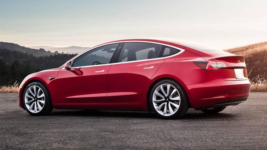 Tesla Model 3, è lei l'elettrica più venduta negli USA