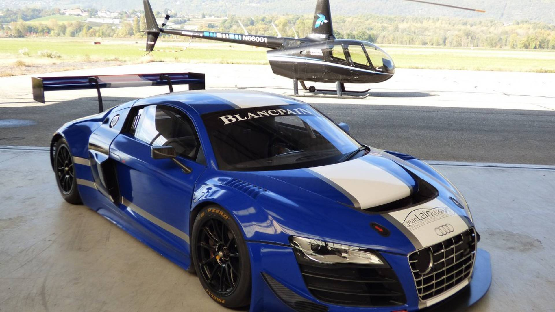 $269 000 Audi R8 Race Car With Solid Racing Pedigree Up For Sale