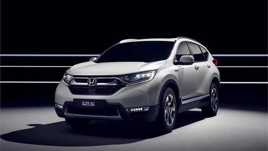 Novità Honda al Salone di Ginevra 2018