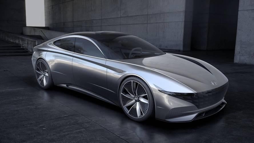 Hyundai'nin yeni tasarım anlayışını gösteren konsept: Le Fil Rouge