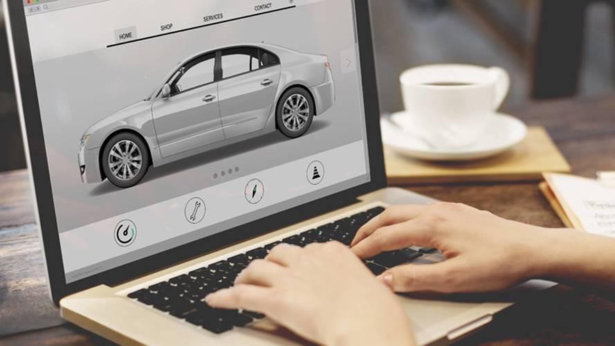 Auto, tre italiani su quattro la scelgono online