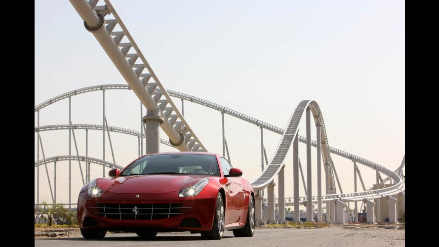 FF: vi piace la Ferrari 4 posti shooting brake?
