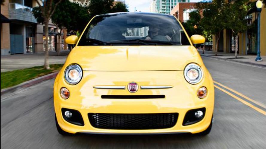 Fiat 500E: debutto a Los Angeles