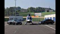 Jaguar con Air-Dynamic a Vallelunga