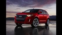 Novo Ford Edge Sport também está confirmado no Salão do Automóvel
