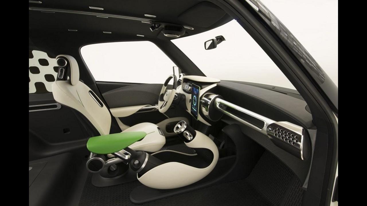 Toyota U2 Concept é proposta de utilitário compacto com pegada urbana