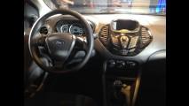 Flagra: novo Ford Ka+ (sedã) circula livremente à espera do lançamento