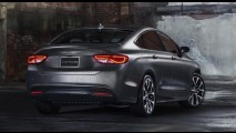 Novo Chrysler 200 tem primeiras fotos oficiais vazadas - preço inicial será de US$ 21,7 mil