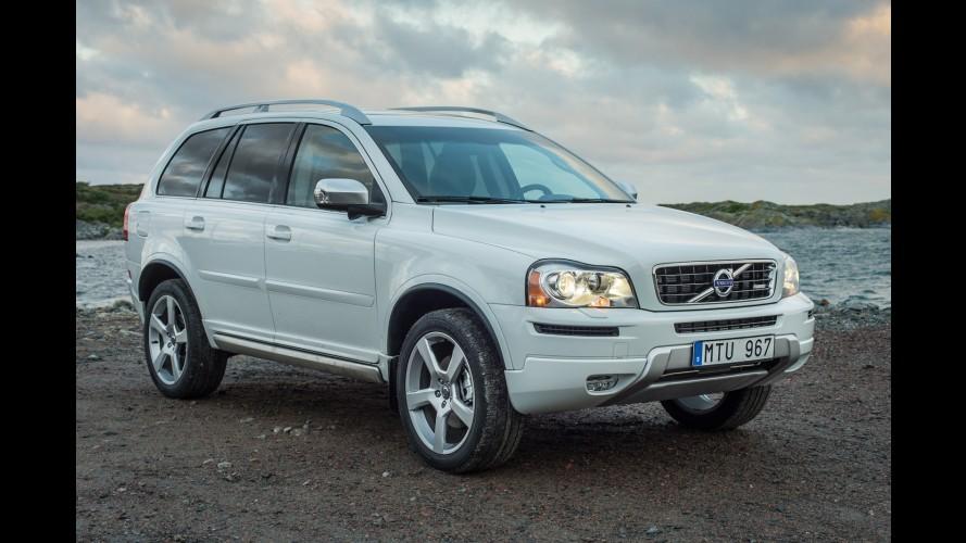 Volvo desiste de sedã grande para se concentrar no próximo XC90