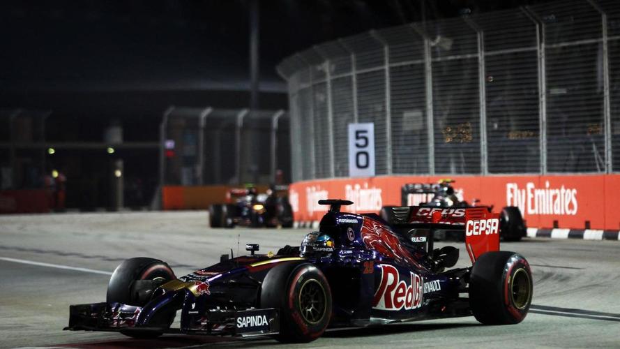 Vergne hopes 2015 employer noticed Singapore drive
