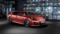 Porsche Panamera Turbo by Overdrive