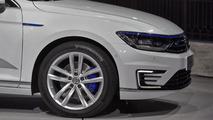 2015 Volkswagen Passat GTE at 2014 Paris Motor Show