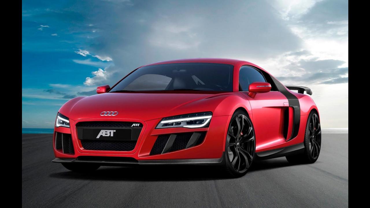 Audi R8 V10 by ABT Sportsline