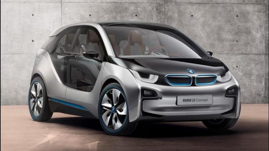 BMW i3 Concept, di serie al 90%