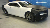 Chevrolet Camaro Prototype Hardly Camouflaged
