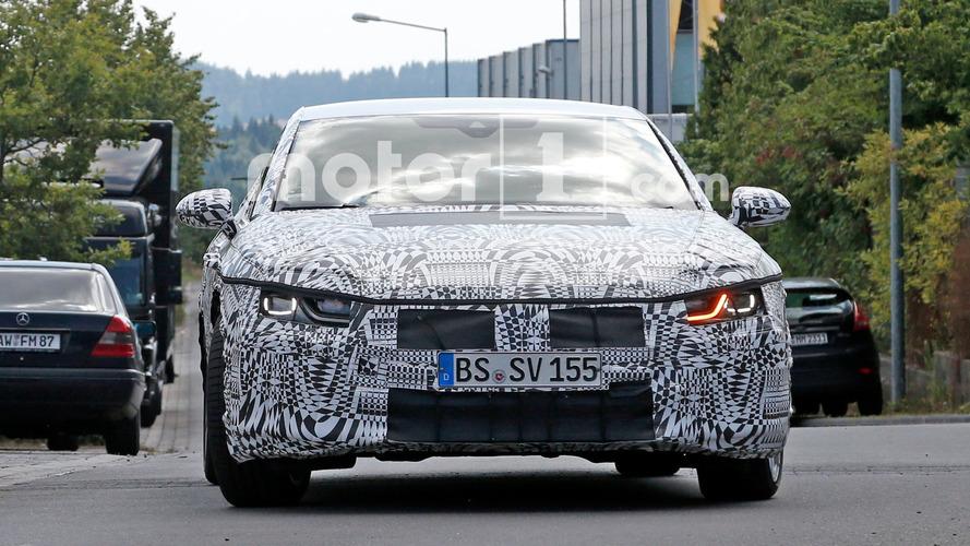 2018 Volkswagen Passat CC Spy Shots Germany