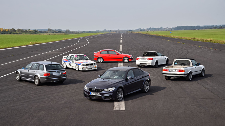 30 ans de la BMW M3 - Découvrez 4 concepts insolites en 100 photos !