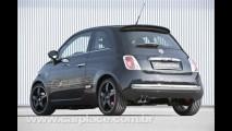 Fiat 500 recebe personalização da prepraradora alemã Hamann MotorSport