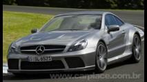 Vídeo: Confira a Nova Mercedes-Benz SL65 AMG Black Series Coupé em ação