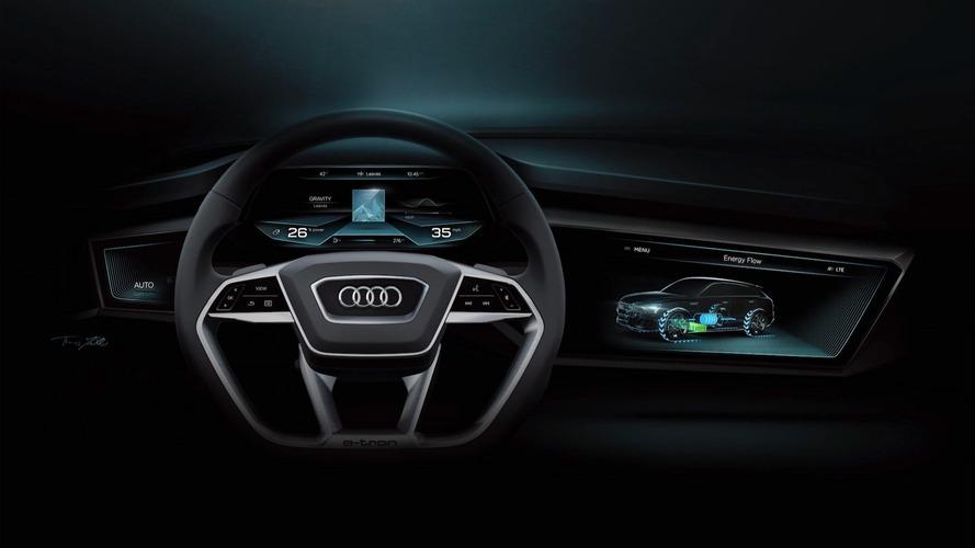 Une planche de bord 100 % virtuelle sur la nouvelle Audi A8