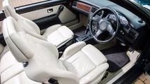 Prenses Diana'nın Audi Cabriolet'si