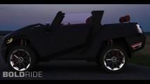 Hummer Rhino Concept by Emil Baddal
