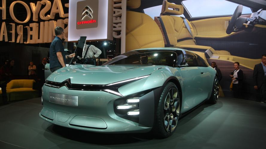 New Large Citroen Is Coming – But SUVs Take Priority