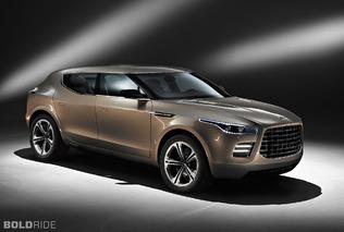 Aston Martin Lagonda Concept