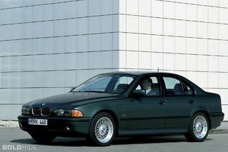 BMW 540i Security