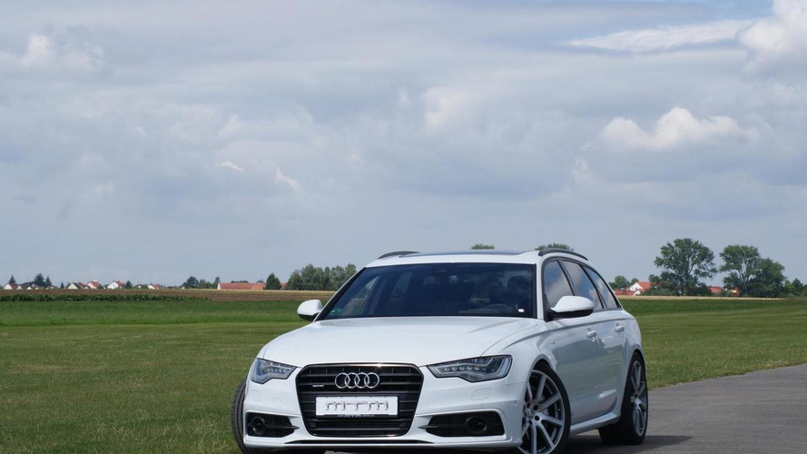 Audi A6 3.0 BiTDI receives upgrade program from MTM