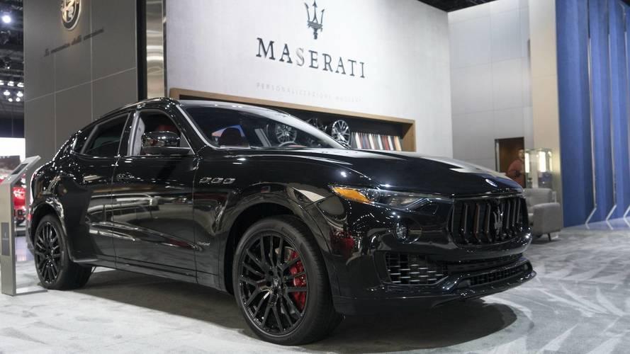 Maserati Los Angeles'ta Nerissimo paketini tanıttı