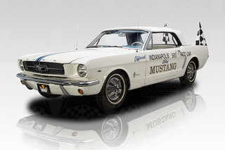 450HP Mustang Indy 500 Pace Car Has A Huge Price Tag