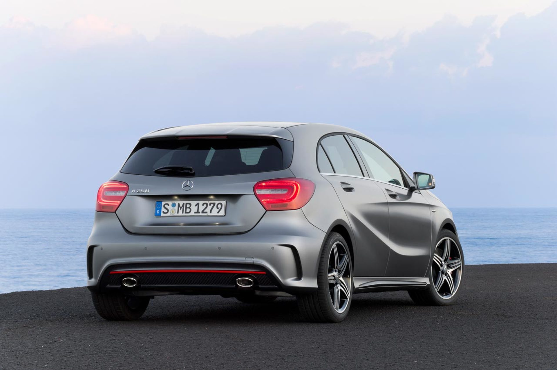 Unveiled: More Details on the Baby AMG Mercedes