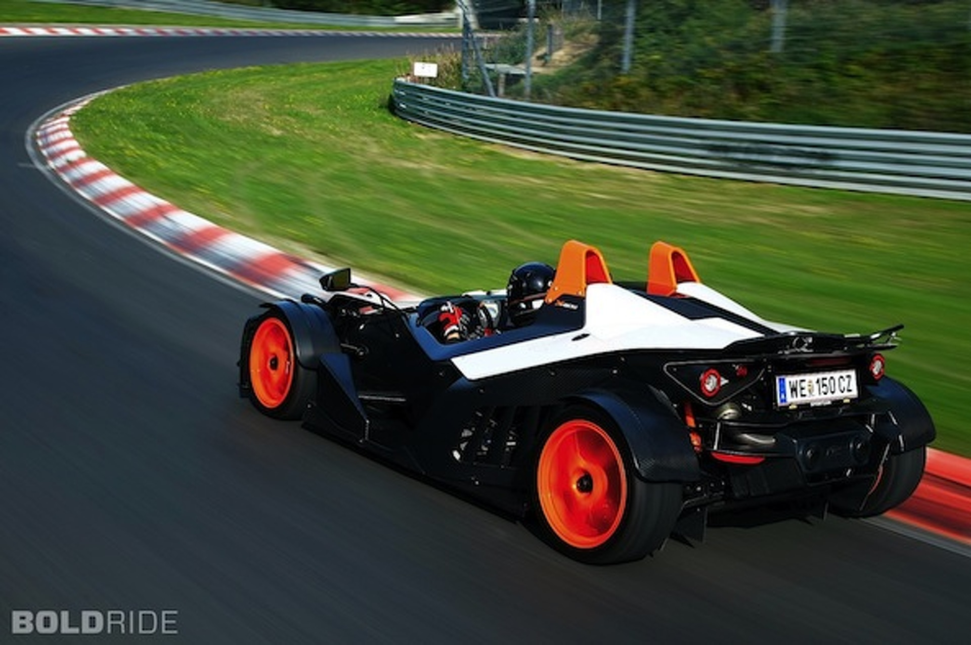 KTM X-Bow GT: More Windows, More Doors, More Good?