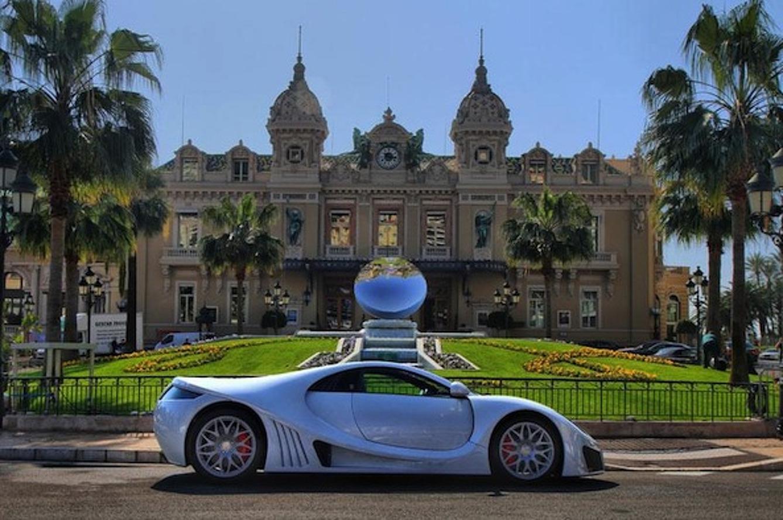 Top Marques Monaco Puts the 1% Back in the Auto Show
