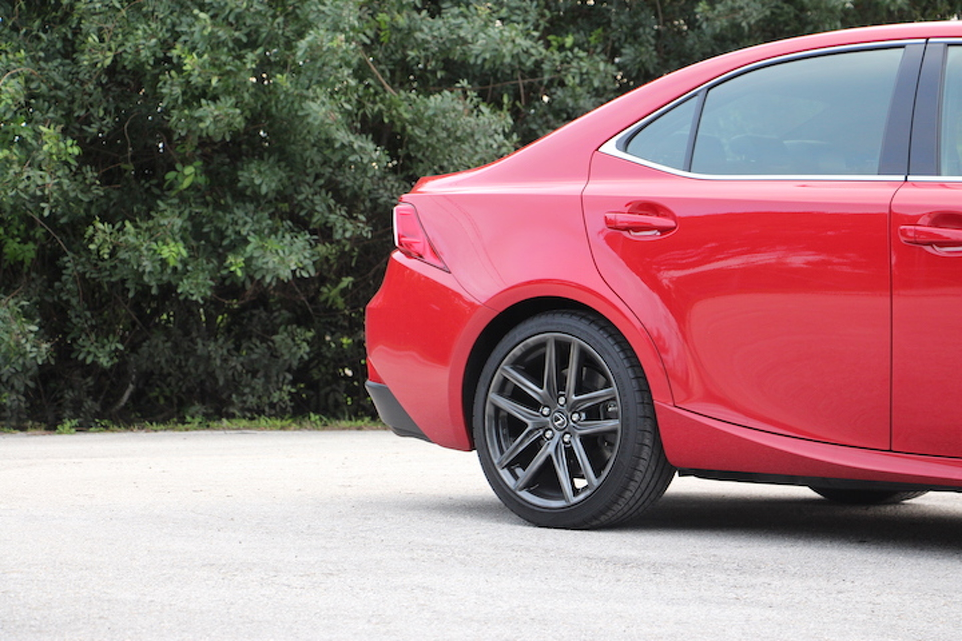 The 2016 Lexus IS 200T is Refined, Refreshed, and Really Good